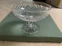 Waterford Crystal Alana compote dish