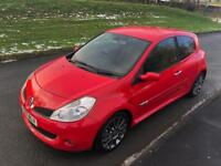 2007 RENAULT CLIO SPORT 2.0 16V RENAULTSPORT 197 BHP *TWIN EXHAUST* *ALLOYS* vxr st Vauxhall ford