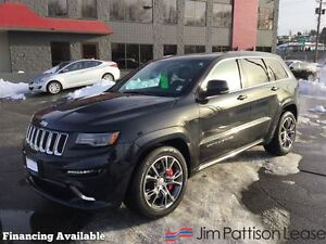 2014 Jeep Grand Cherokee SRT, 1 owner, lease return!