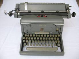 Imperial 65 typewriter
