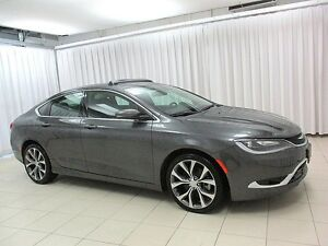 2016 Chrysler 200 BEAUTIFUL!!!! 200C V6 SEDAN w/ BLUETOOTH, BACK