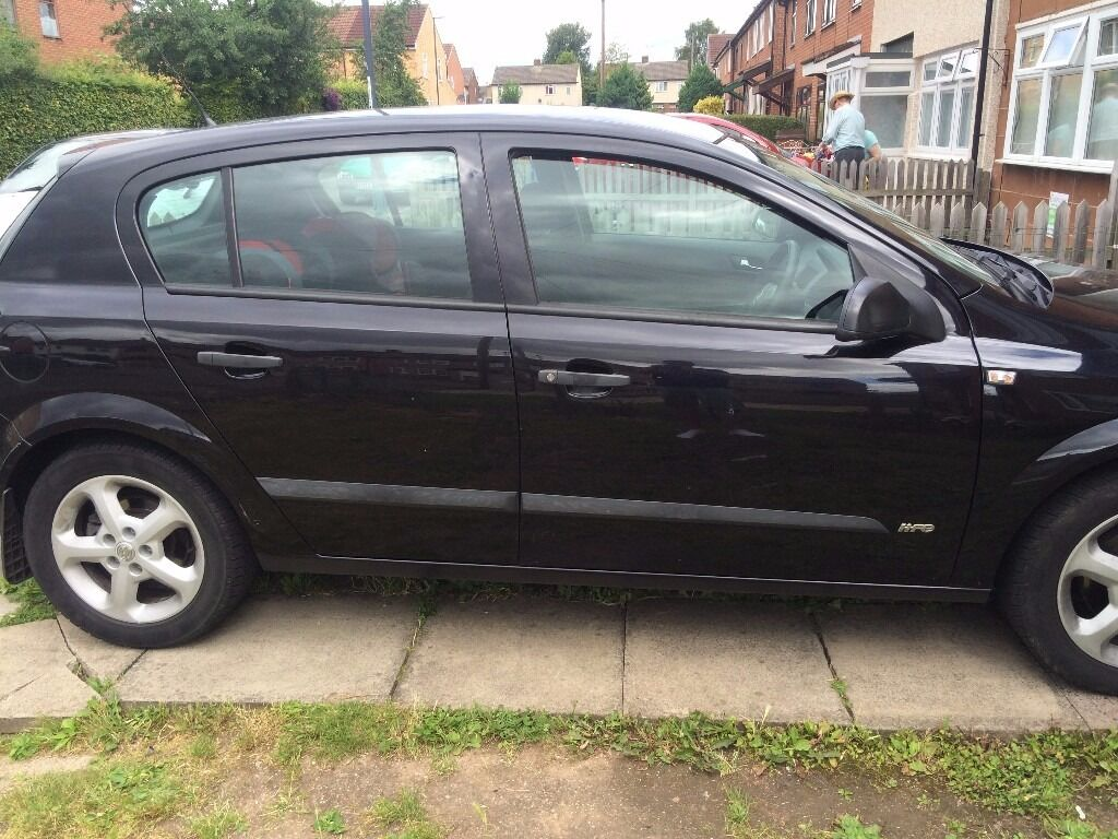 Vauxhall Astra 1.3 cdti (new gearbox,flywheel and clutch)