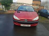 Peugeot 206 1.4 petrol low mileage