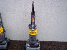 DYSON DC14 ALL FLOORS UPRIGHT BAGLESS VACUUM, NEW MOTOR + WARRANTY, NEW FILTERS & TOOLS