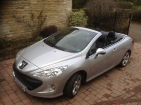 PEUGEOT 308 Coupe Cabriolet HDI 2011 - Folding hard-top convertable
