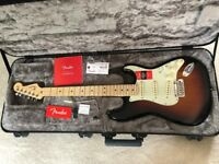 Fender Professional Stratocaster as new