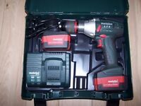METABO CORDLESS EXTREME DRILL DRIVER