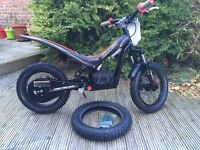 """Oset 16"""" 36v Electric Trials Motorbike. Immaculate Condition, Programmable Controller"""