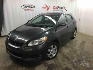 2010 Toyota Matrix XR AC VITRES CRUISE