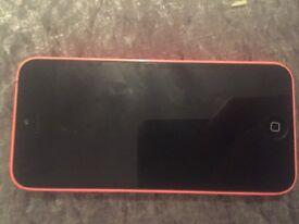 Iphone 5C (pink)