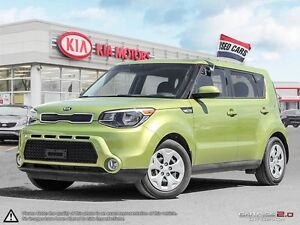 2016 Kia Soul LX MODEL- RATES STARTING AT 0.9% !!