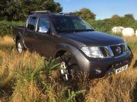 2013 Nissan Navara Low Milage NO VAT