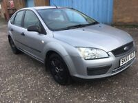 2006 Ford FOCUS 1.4 , mot - February 2019 , only 52,000 miles , 2 owners ,astra,golf,megane,civic