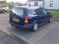 Vauxhall Astra van 1.7dti full years mot