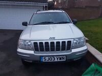 AWD, full Leather interior, 2.7 CRD, Auto with low ratio, Tow bar fitted, electric everything