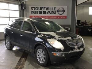 Buick Enclave cxl leather and bose audio 2011