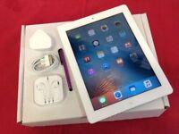 Apple iPad 2 32GB WiFi + Cellular, White, UNLOCKED, +WARRANTY. NO OFFERS