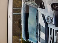 Ford transit sun visor