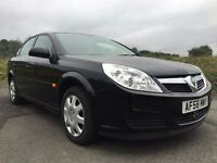 2008 VAUXHALL VECTRA LIFE 1.8 VVT 140PS MANUAL COMES WITH 12 MONTHS MOT!!!