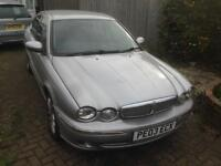 Jaguar xtype LPG The car works, the engine works except for one cylinder. 85826mil auto