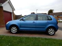 2005 Volkswagen Polo 1.4 S 75 5 Door Hatchback
