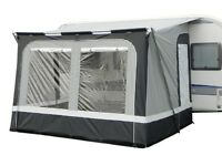 New Winterberg 3 all weather Awning (new never used) still in the box.