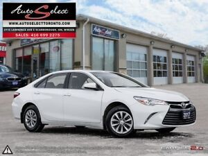 2017 Toyota Camry ONLY 37K! **BACK-UP CAMERA** CLEAN CARPROOF