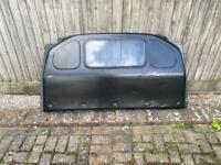 VW T6 Bulkhead with window