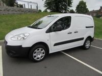 2014 PEUGEOT PARTNER HDI 3 - SEATS ONLY 61000 MILES