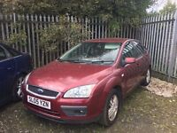 Breaking Ford Focus 3 in stock All parts Available