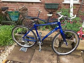 Trek 7.6fx Hybrid Bike