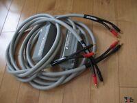 *** MIT TERMINATOR 4 BI-WIRE SPEAKER CABLE *** 4 meter pair HIFI