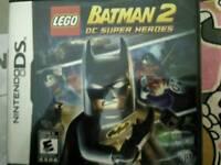 Nintendo DS game lego batman