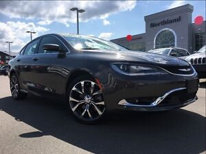 2016 Chrysler 200 C 3.6L V6 Pentastar