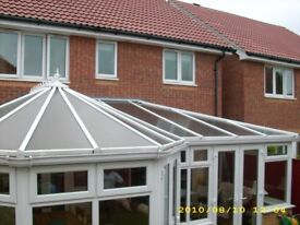 HOT & NOISY CONSERVATORY ?