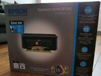 Epson XP-342 printer scanner copier, Brand new & un opened