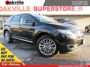 2015 Lincoln MKX LEATHER | NAVI | B/U CAM | HEATED SEATS | LOW K