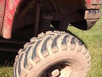 "44"" ground hawg mud tires"
