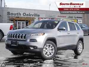 2017 Jeep Cherokee North | BLUETOOTH | HEATED SEATS