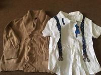 Next cardigan,H&M shirt