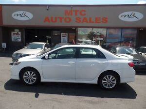 2010 Toyota Corolla S, EXTREMELY CLEAN