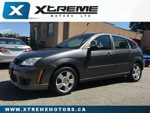 2007 Ford Focus SES/ SPORT/ HEATED SEATS