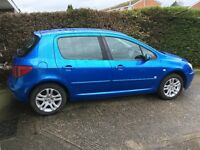 Peugeot 307, 1.4, 2004 for sale