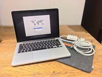 """Apple MacBook Pro Retina Early-2015 13.3"""" Apple Warranty 2.7GHz i5 8GB 128GB"""