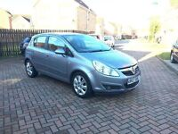 VAUXHALL CORSA DESIGN, MOT 12 MONTHS, FULL SERVICE HISTORY, BLACK LEATHER INTERIOR, HPI CLEAR