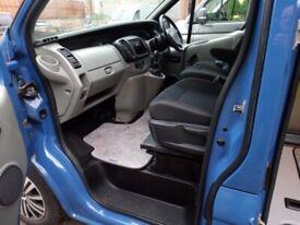 Renault, TRAFIC, Panel Van, 2007, Manual, 1996 (cc)