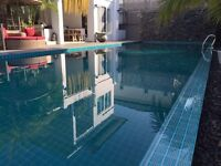 Thailand- Chiang Mai : 2 executive homes on large plot with private pool, fitness room, pool table