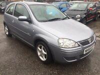 Fantastic Value 2006 Corsa 1.2 Design Only 41000 Miles From New! August 2017 MOT! Ideal First Car!!
