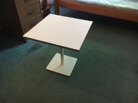 FREE White Coffee Table
