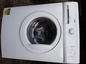 Zanussi Aquafall 6Kg 1200 Spin Washing Machine.